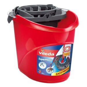 Vileda Super Mocio kbelík se ždímacím košem 10 l
