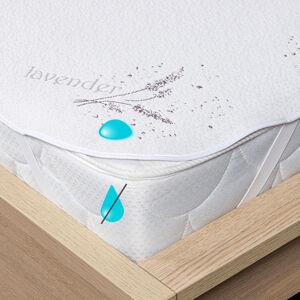 4Home Lavender Nepropustný chránič matrace s gumou, 70 x 160 cm