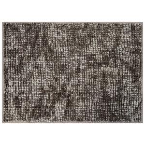 AmeliaHome Koupelnová předložka Bati hnědá, 50 x 70 cm
