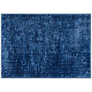 AmeliaHome Koupelnová předložka Bati tmavě modrá, 50 x 70 cm