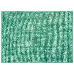 AmeliaHome Koupelnová předložka Bati tyrkysová, 50 x 70 cm