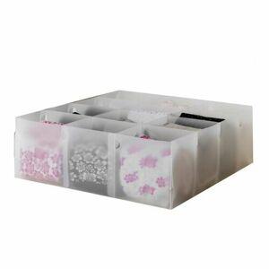 Compactor Organizer do zásuvky na spodní prádlo Optimo, 12 přihrádek