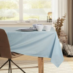 DecoKing Ubrus Pure silver blue, 110 x 110 cm