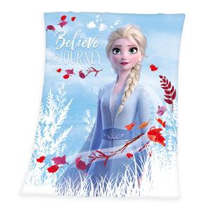 Herding Dětská deka Frozen 2 Believe journey, 130 x 160 cm