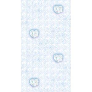 AG Art Dětská fototapeta Elsa modrá, 53 x 1005 cm