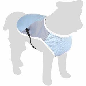 Flamingo Chladící vesta pro psy, velikost L 40 cm, modrá