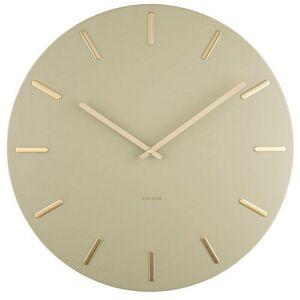Karlsson 5716OG designové nástěnné hodiny, pr. 45 cm