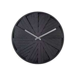 Karlsson KA5839BK nástěnné hodiny