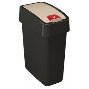 Keeper Odpadkový koš Mange 25 l, černá
