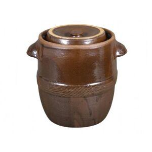 Keramický hrnec zelák Fatra, 20 l