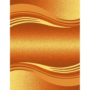 Spoltex Kusový koberec Enigma 9358 Orange