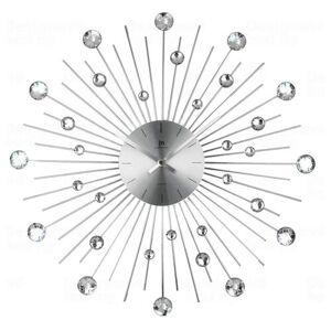 Lowell 14959 Designové nástěnné hodiny pr. 50 cm