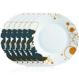 Luminarc Sada hlubokých talířů ORME 23 cm, 6 ks