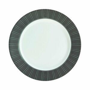 Luminarc Sada mělkých talířů ASTRE NOIR 26 cm, 6 ks