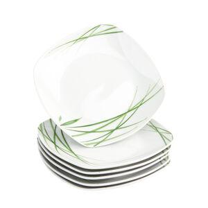 Mäser 6dílná sada dezertních talířů Delia, 19 cm