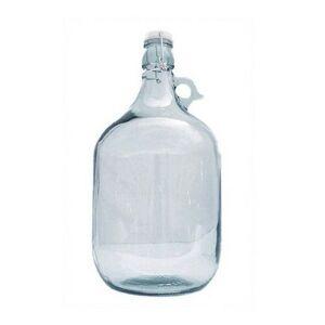 Skleněná lahev 5 L