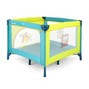 Milly Mally Dětská skládací ohrádka Fun jungle, 100 x 100 cm
