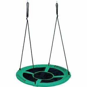 Pixino Houpací kruh Čapí hnízdo zelená, pr. 110 cm