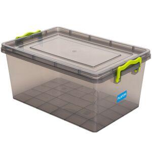 Plastový úložný box 3 l, šedá
