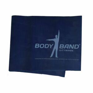 Posilovací guma Body-Band 2,5 m, modrá SJH 523D