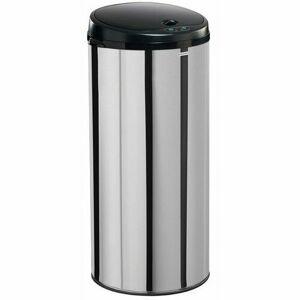 Rossignol Bezdotykový odpadkový koš Sensitive 45 l, nerez