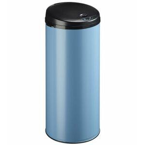 Rossignol Bezdotykový odpadkový koš Sensitive 45 l, modrá