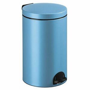 Rossignol Pedálový odpadkový koš Sanelia 20 l, modrá