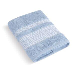 Bellatex Froté ručník Řecká kolekce sv.modrá, 50 x 100 cm