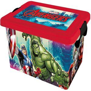 STOR Dekorační úložný box Avengers, 7 l