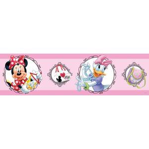 AG Art Samolepicí bordura Mickey Mouse, 500 x 14 cm