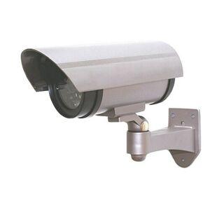 Solight Maketa bezpečnostní kamery na stěnu