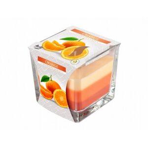Svíčka ve skle Duha Pomeranč, 170 g