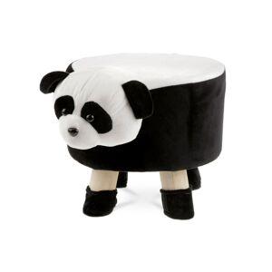 Taburet Little Panda, 29 x 35 cm