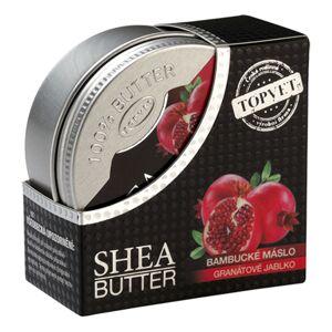 Topvet Bambucké máslo Granátové jablko, 100 ml