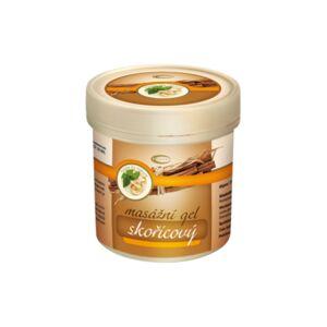 Skořicový masážní gel 250 ml TOPVET