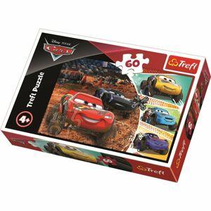 Trefl Puzzle Auta 3 Rallye, 60 dílků