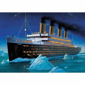 Puzzle Trefl Titanic 110080 1000 dílků