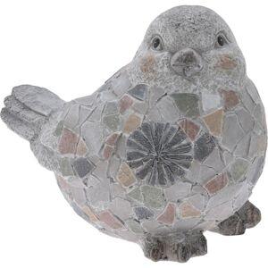 Zahradní dekorace Ptáček, MGO, 35 x 23 x 25,5 cm